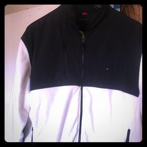 Tommy Hilfiger jacket.